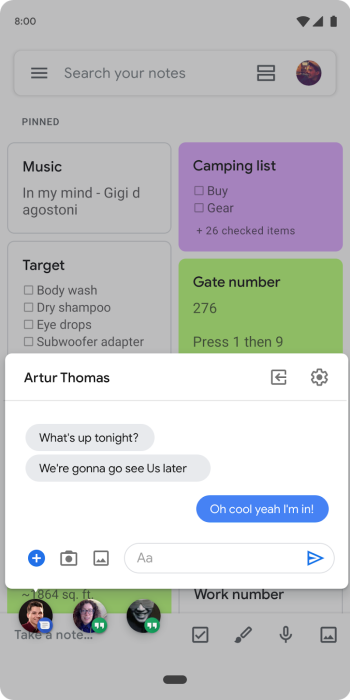 Google releases Android Q Beta 2 w/ Bubbles for multitasking