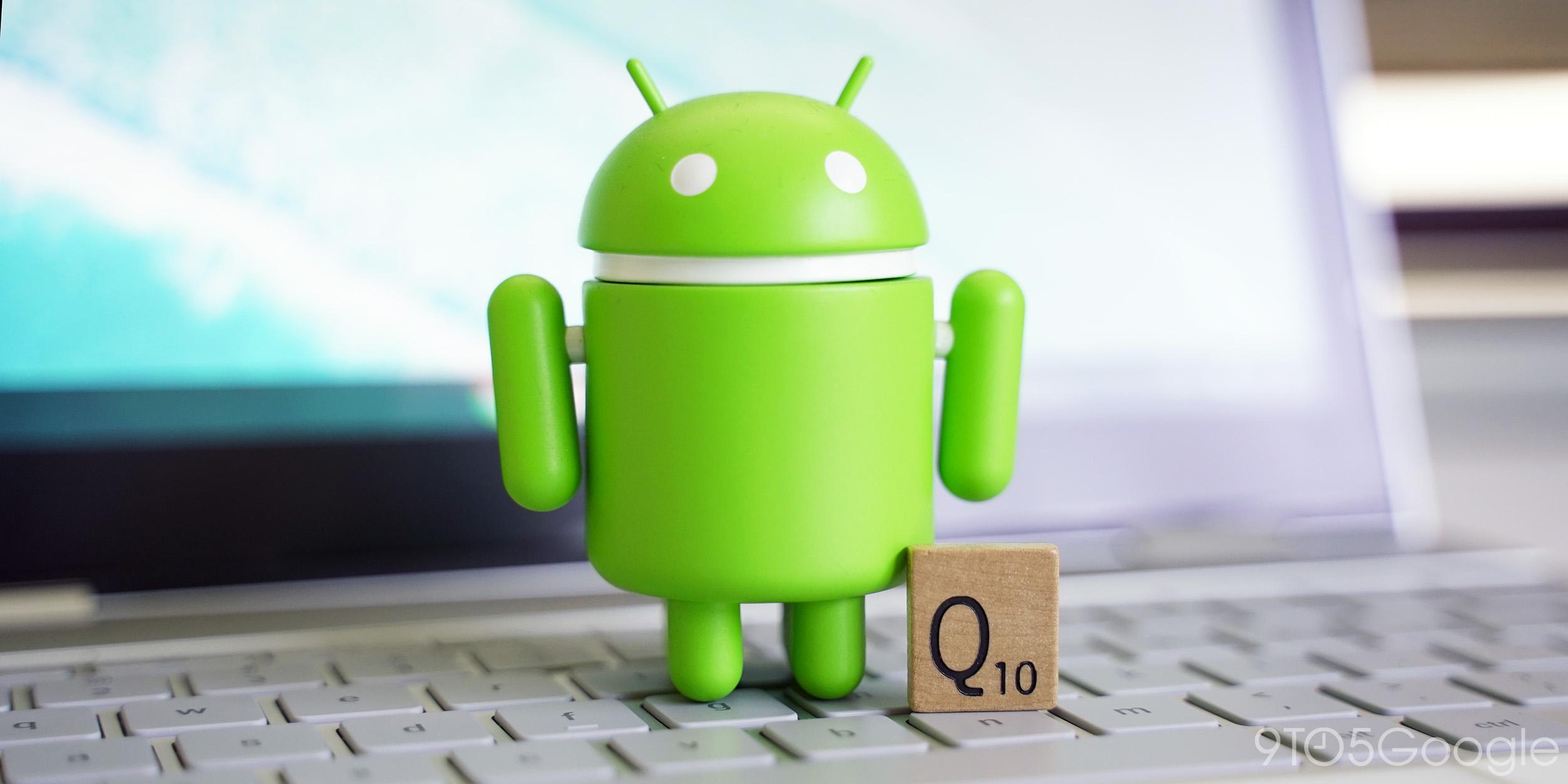 Chrome OS Android Q google i/o 2019