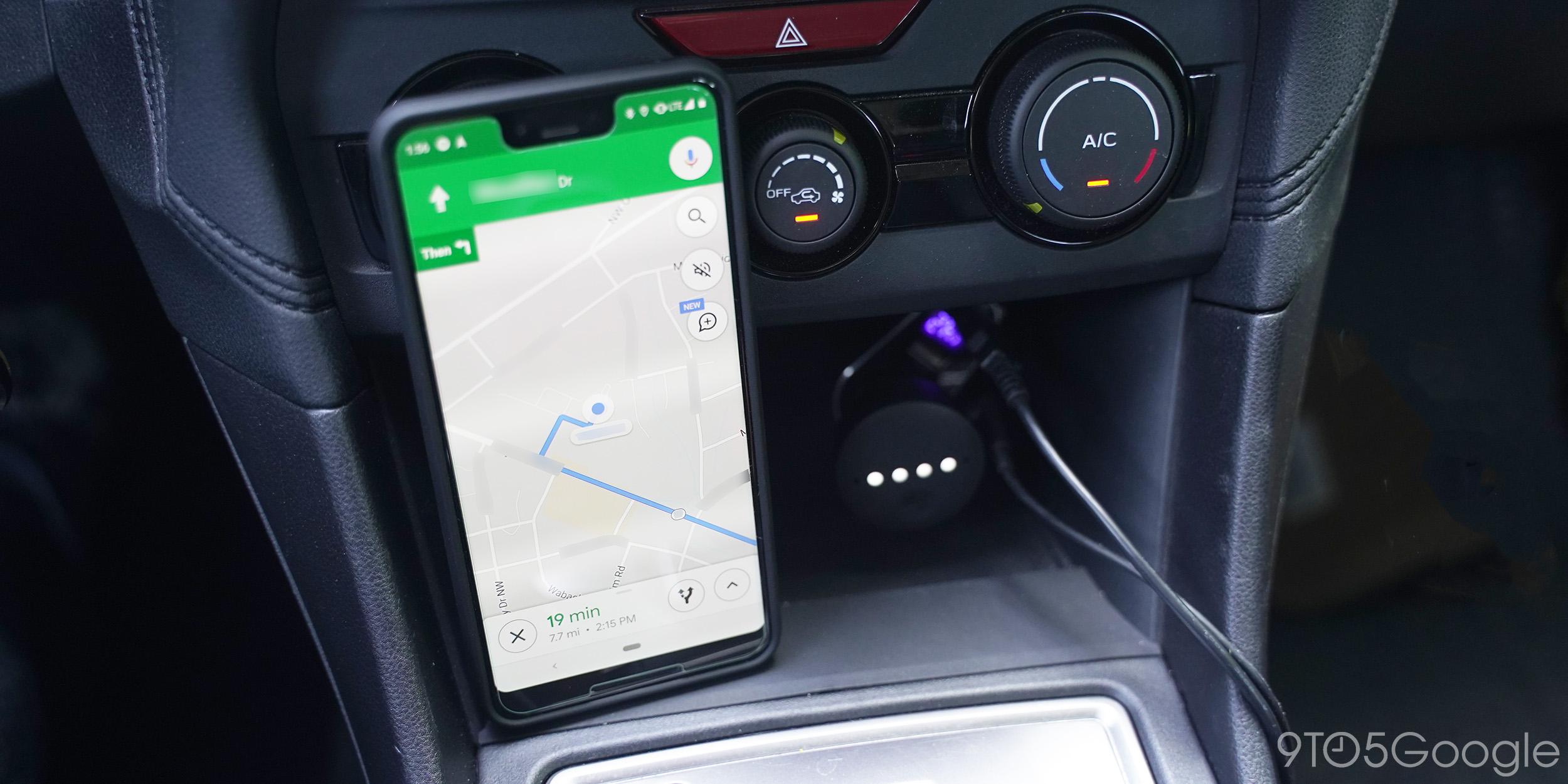 anker roav bolt google maps