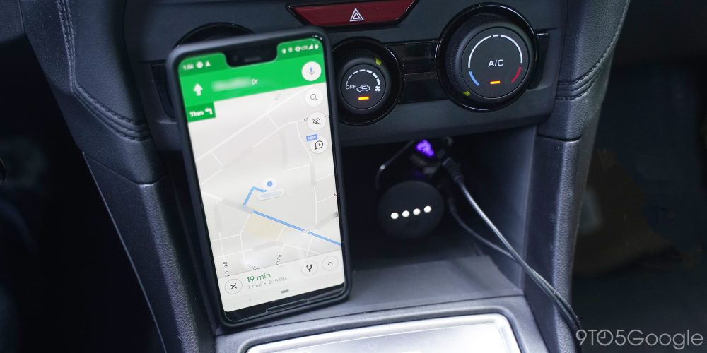 anker roav bolt google maps