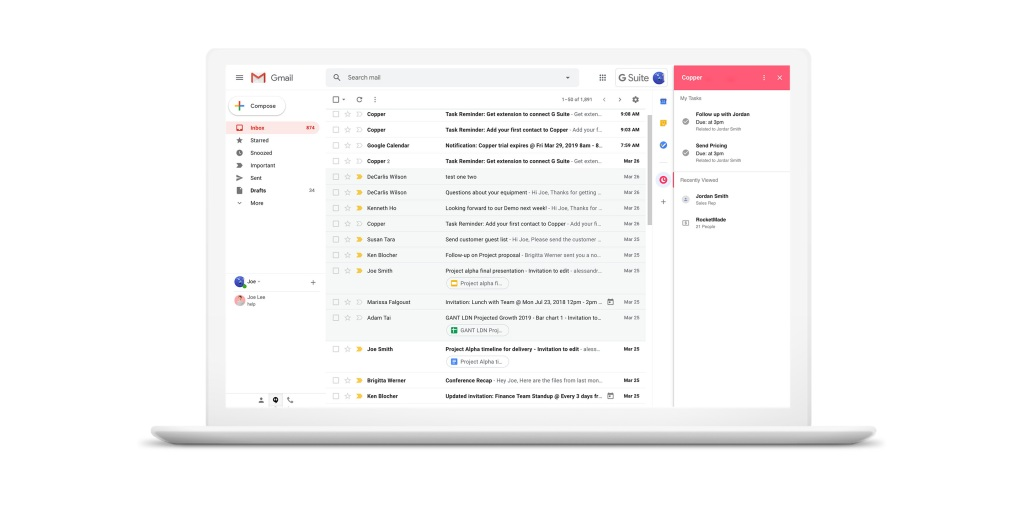 Third-party G Suite Add-ons for Gmail, Drive, and Calendar side panel rolling out - 9to5Google