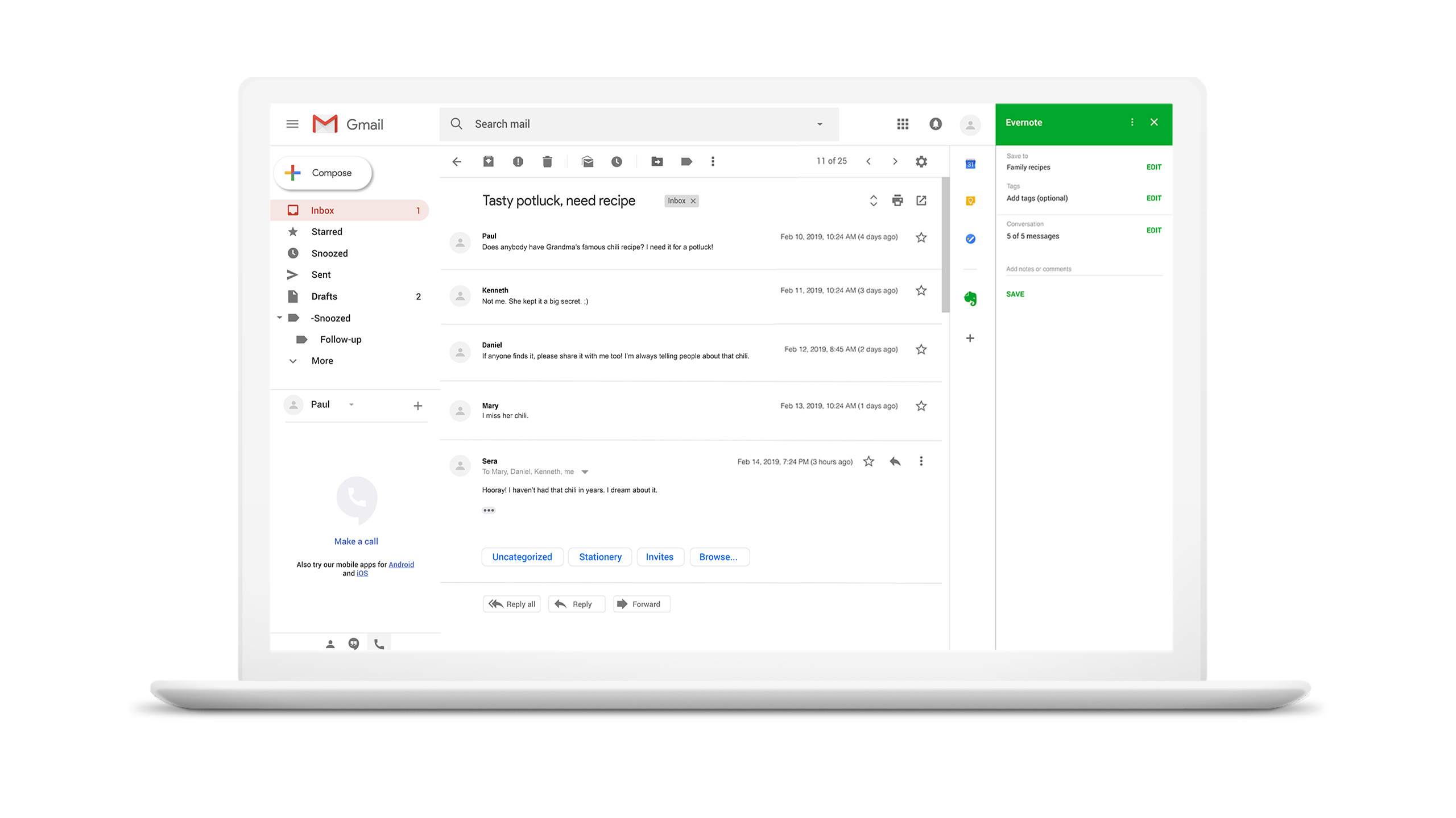 Google will bring third-party add-ons to G Suite 'in the coming months' w/ Box, Evernote, more