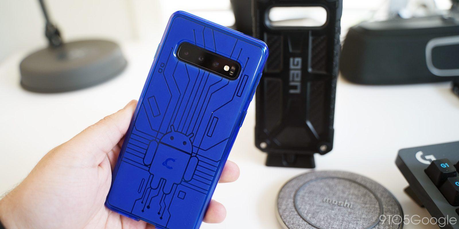 Galaxy S10 Starter Kit: Some handy accessories [Video