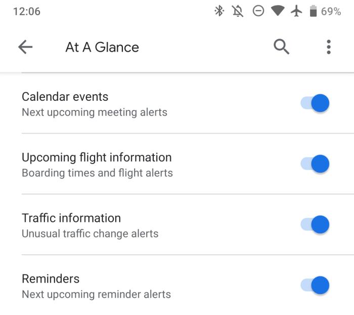 Google app 9.61