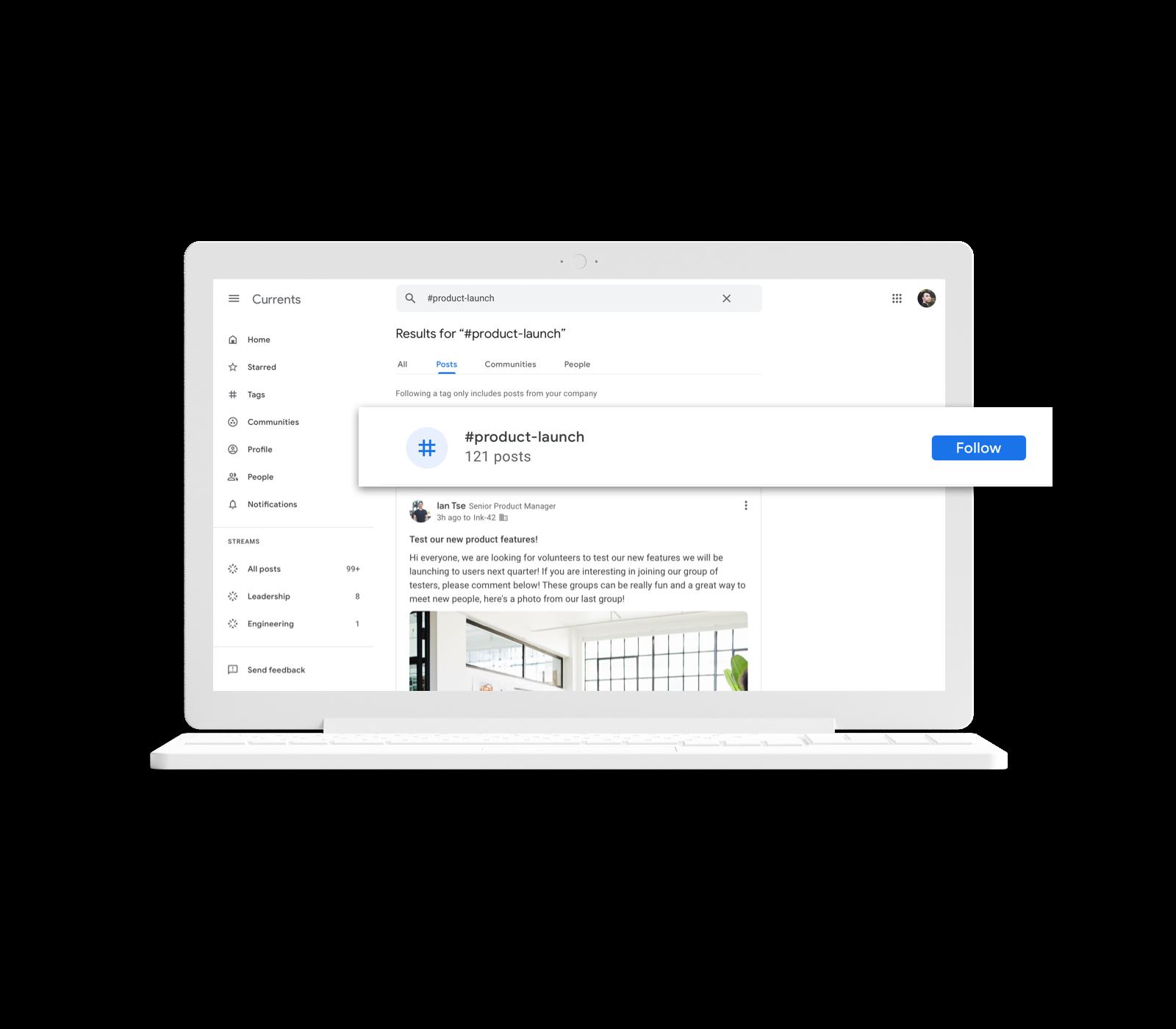 Google Currents rebrand