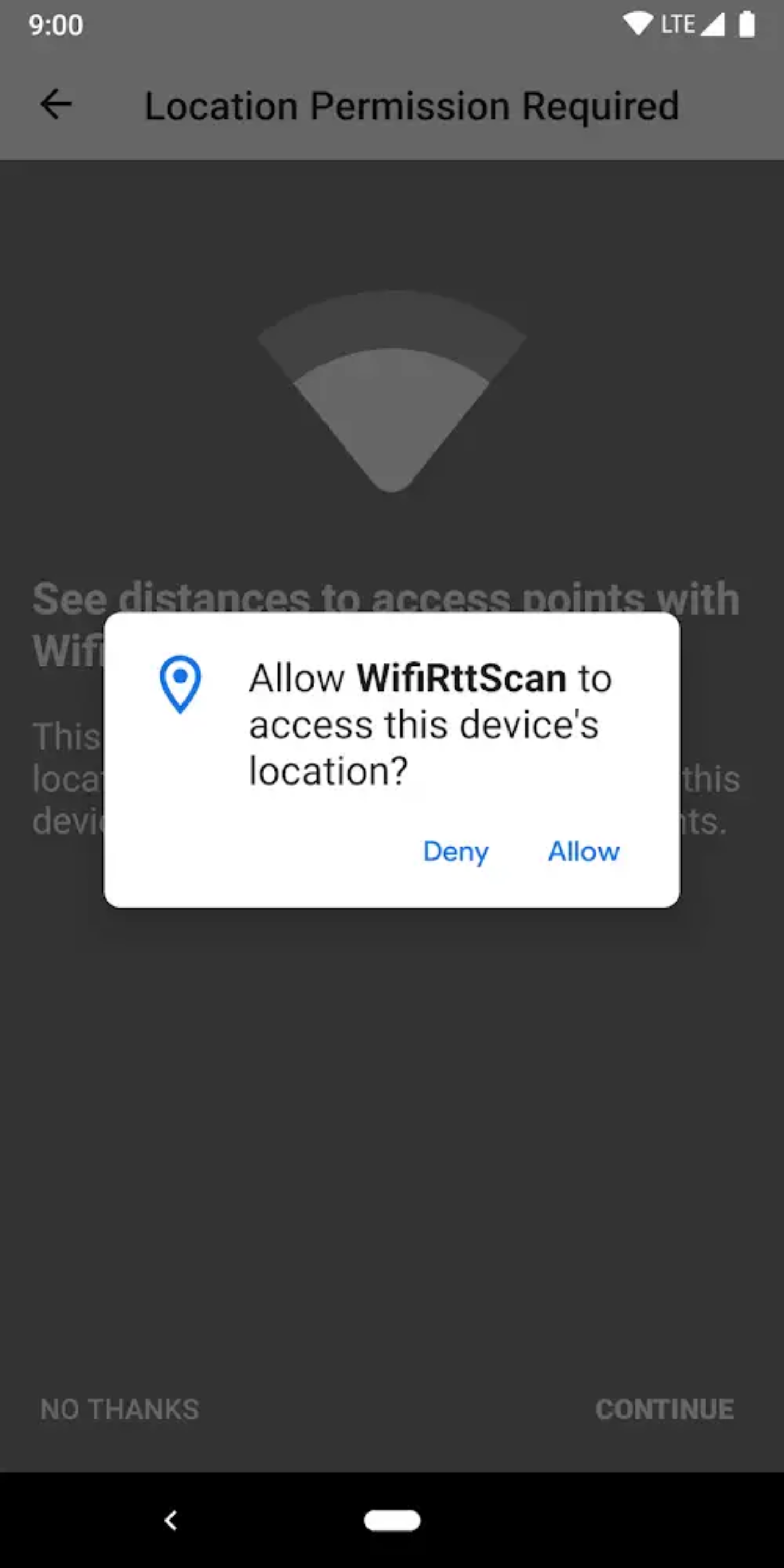 Google releases WifiRttScan App on the Play Store to test indoor