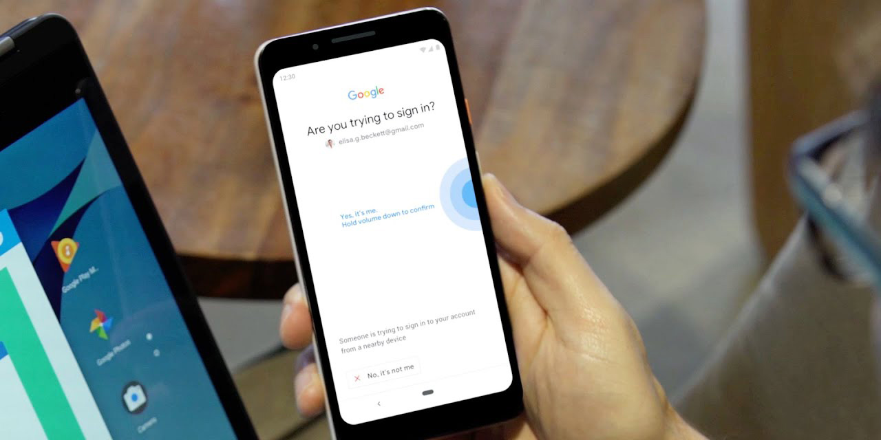 Android security keys can now verify Google sign-ins on iOS