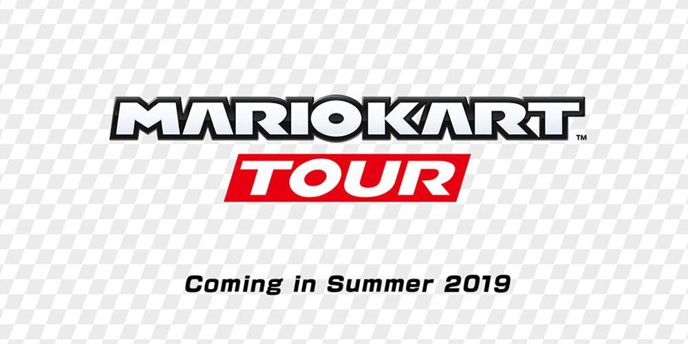 Mario Kart Tour Android release