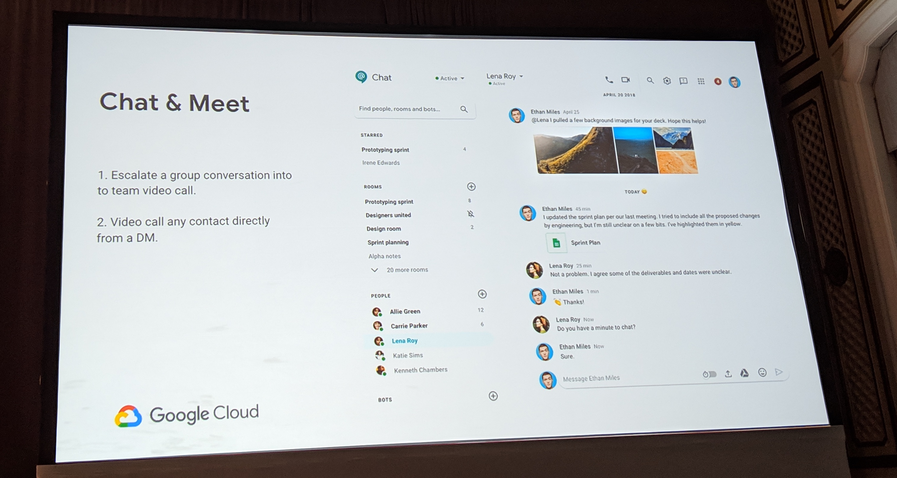 Google details new Hangouts Chat features coming soon - 9to5Google