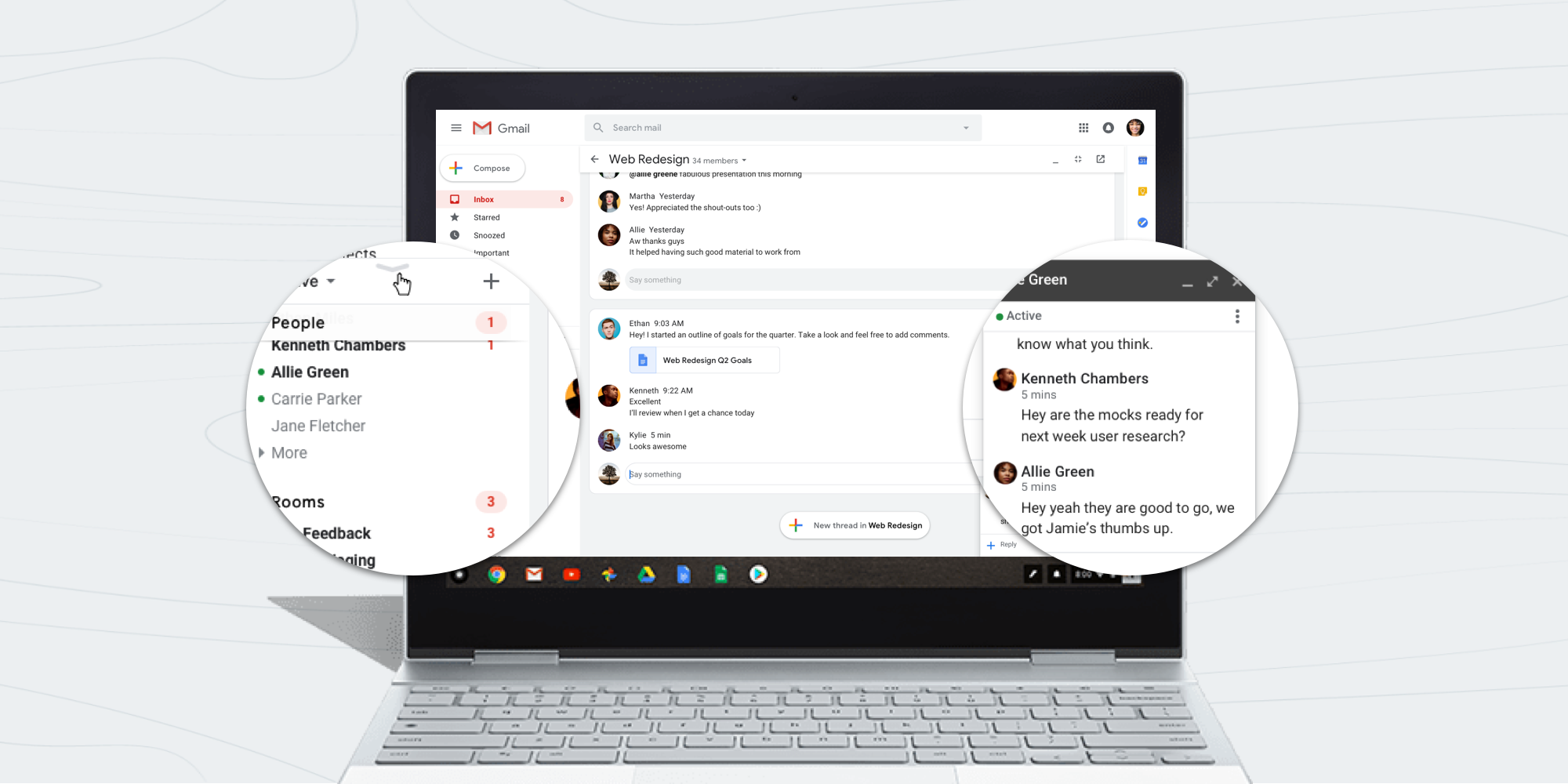 Google details new Hangouts Chat features coming soon