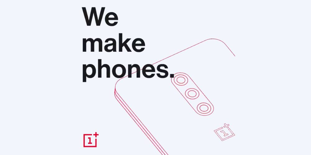 OnePlus 7 of the triple chamber teaser