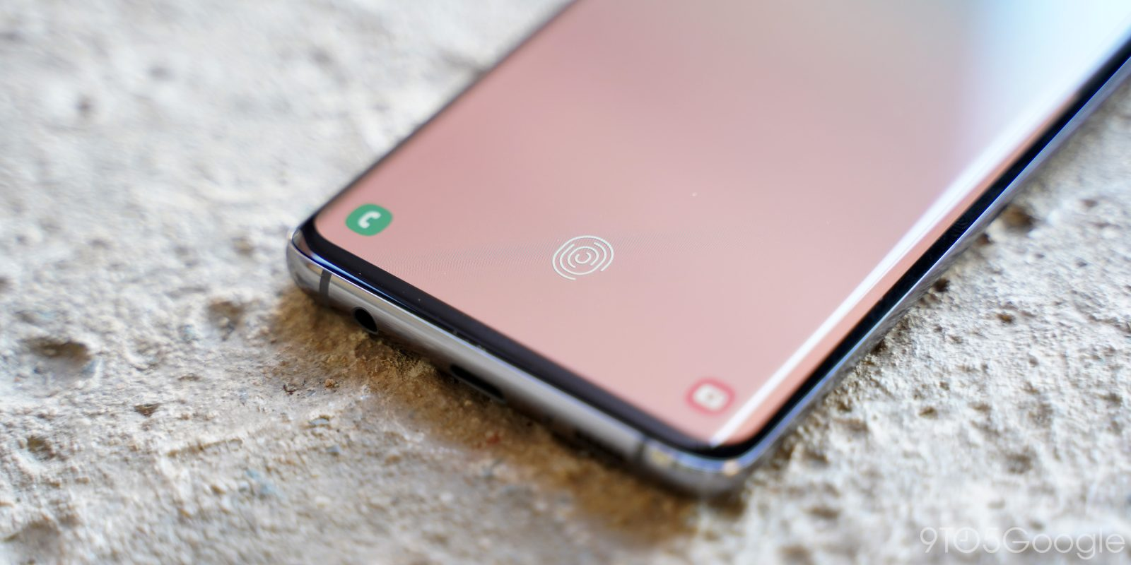 Samsung Galaxy S10's ultrasonic fingerprint sensor took under 15 minutes and a 3D print to be fooled
