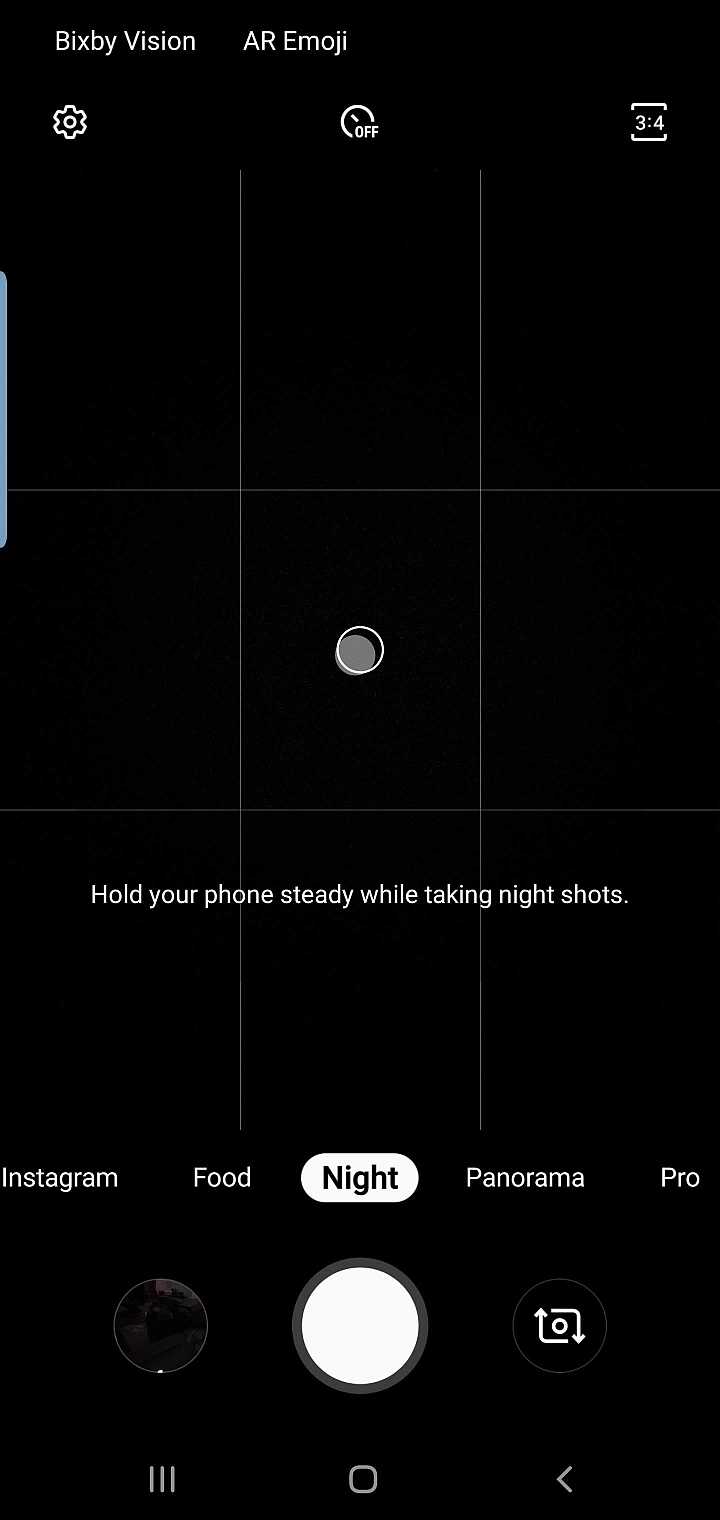 Samsung brings dedicated 'Night' mode to Galaxy S10 w/ April security update