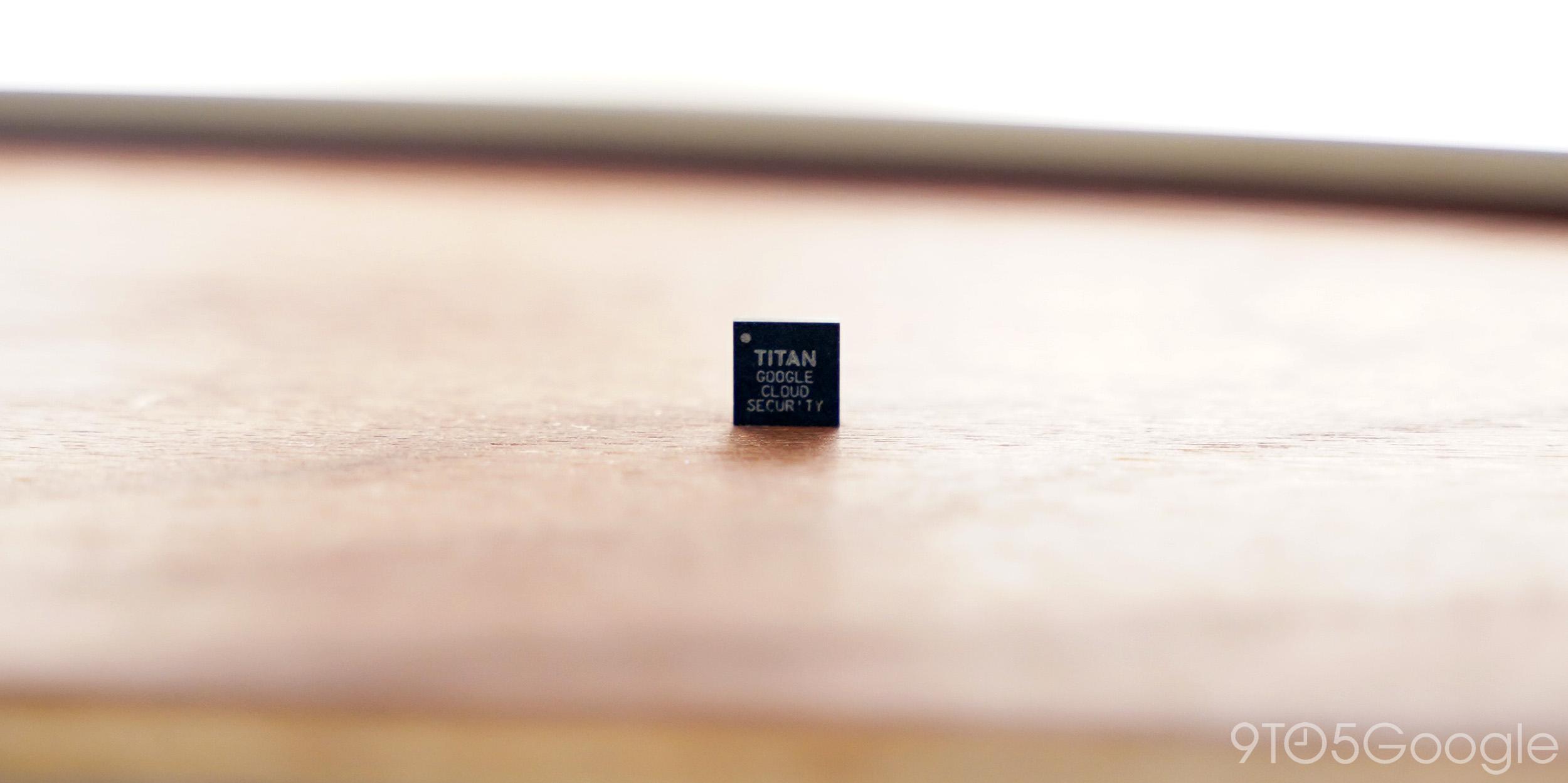 Titan chip