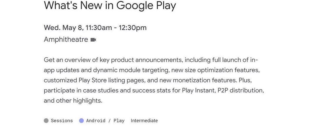 Neu bei Google I / O 2019: Android CameraX, Unterstützung für Hörgeräte, dunkle Motive, Interviews
