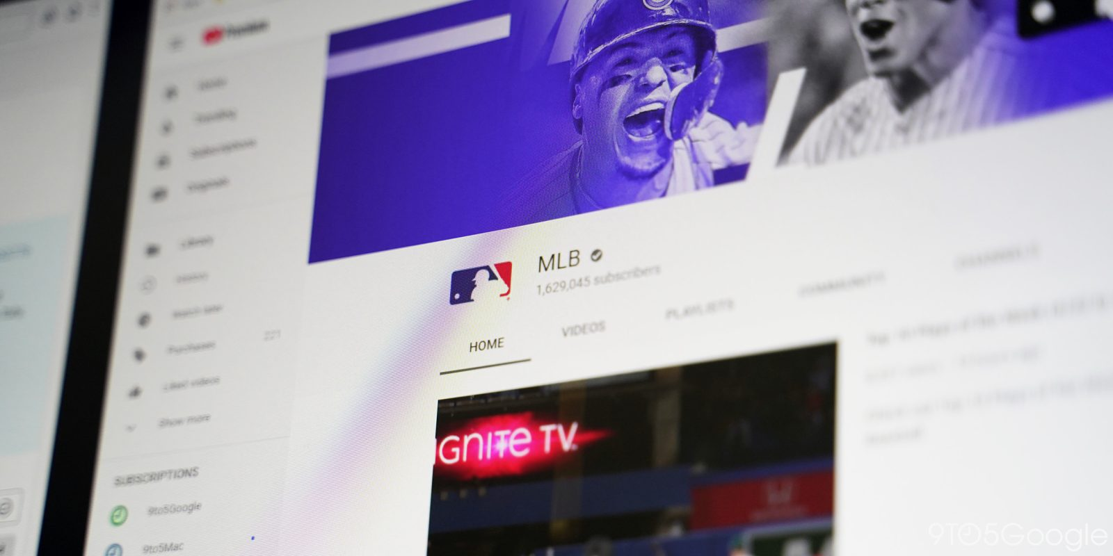 YouTube will exclusively stream 13 MLB games this season