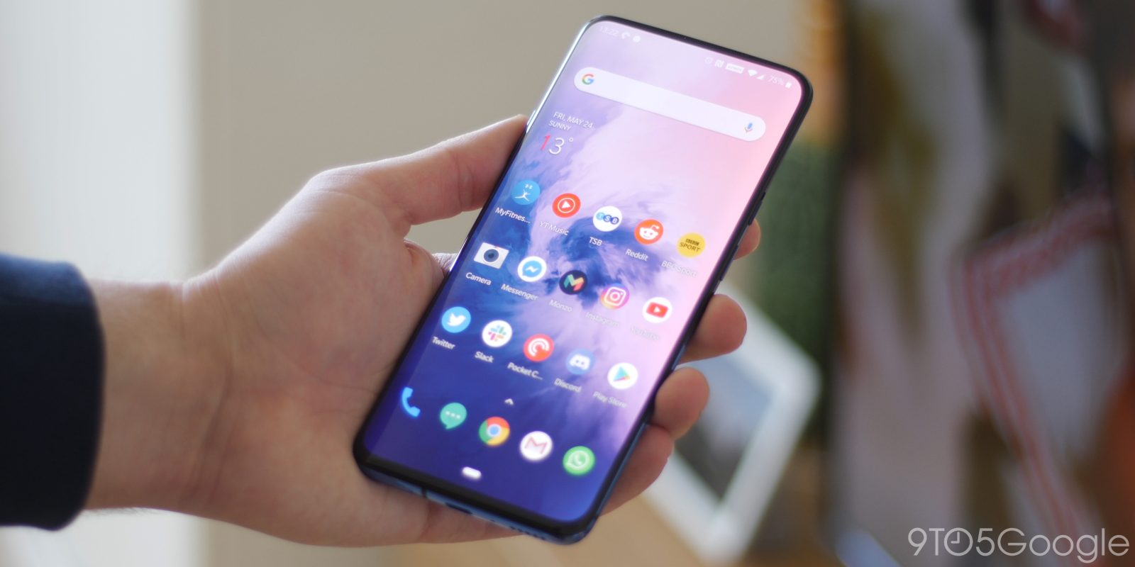 OnePlus 7 Pro 'ghost touch' issue gets a temporary solution - 9to5Google
