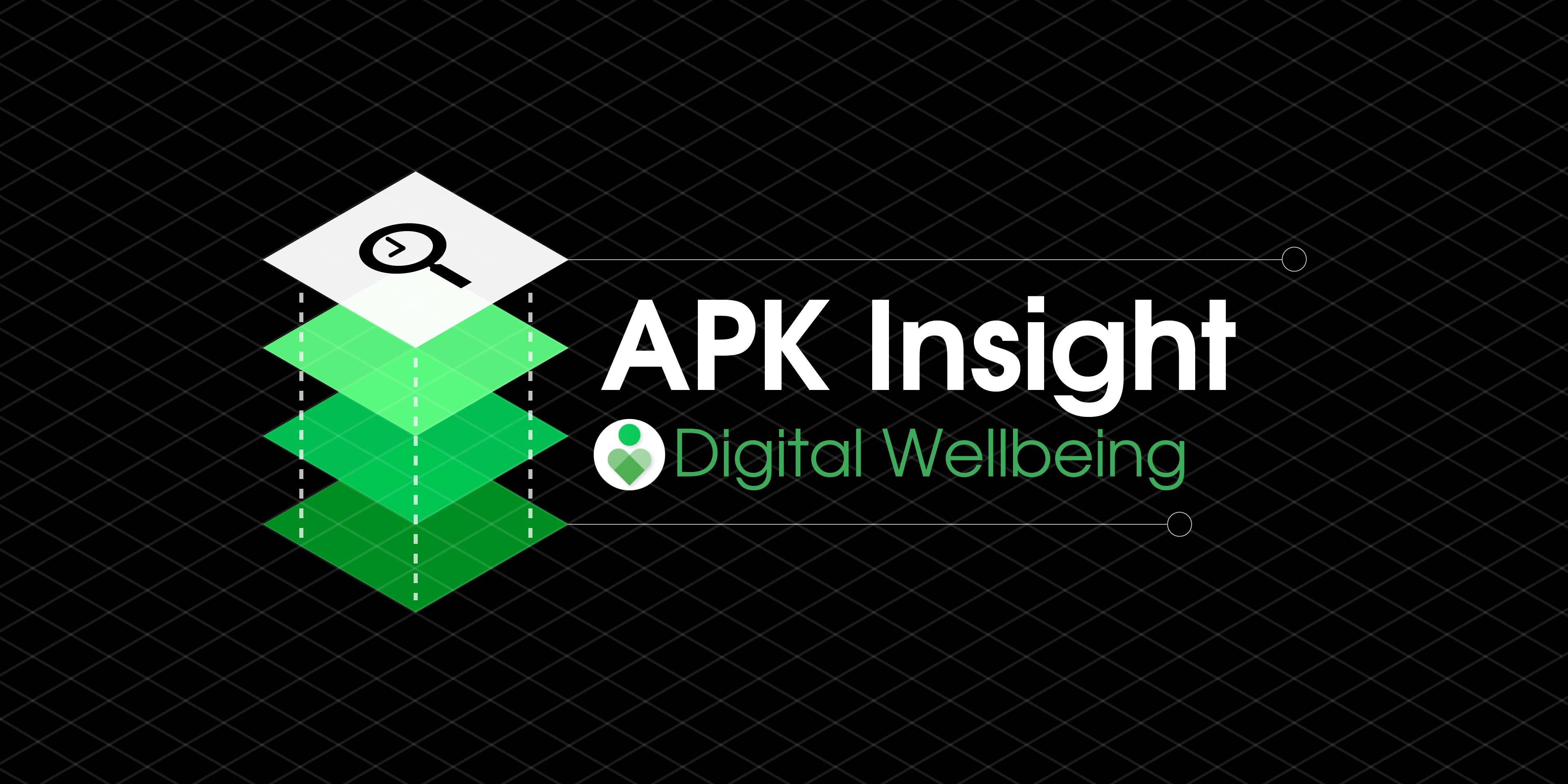 Digital Wellbeing bereitet tägliche Timer und Nutzungsverfolgung für Websites vor [APK Insight]