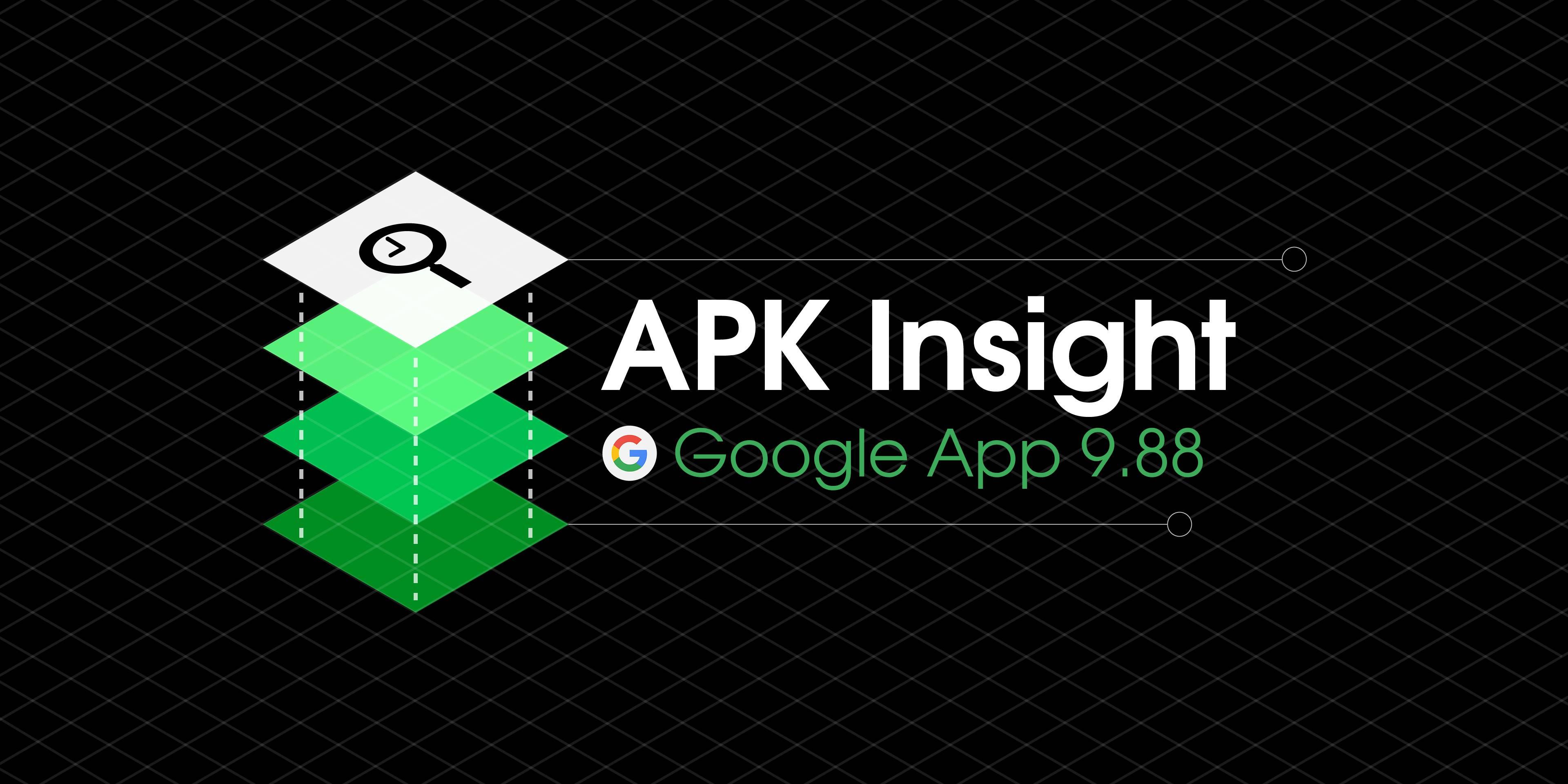Google app 9 88 preps Face Match setup, dark theme for Pixel