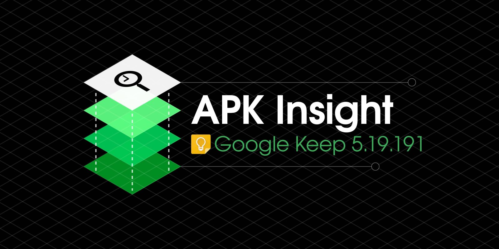 Google Keep preps Incognito Mode as dark theme nears launch [APK Insight] - 9to5Google