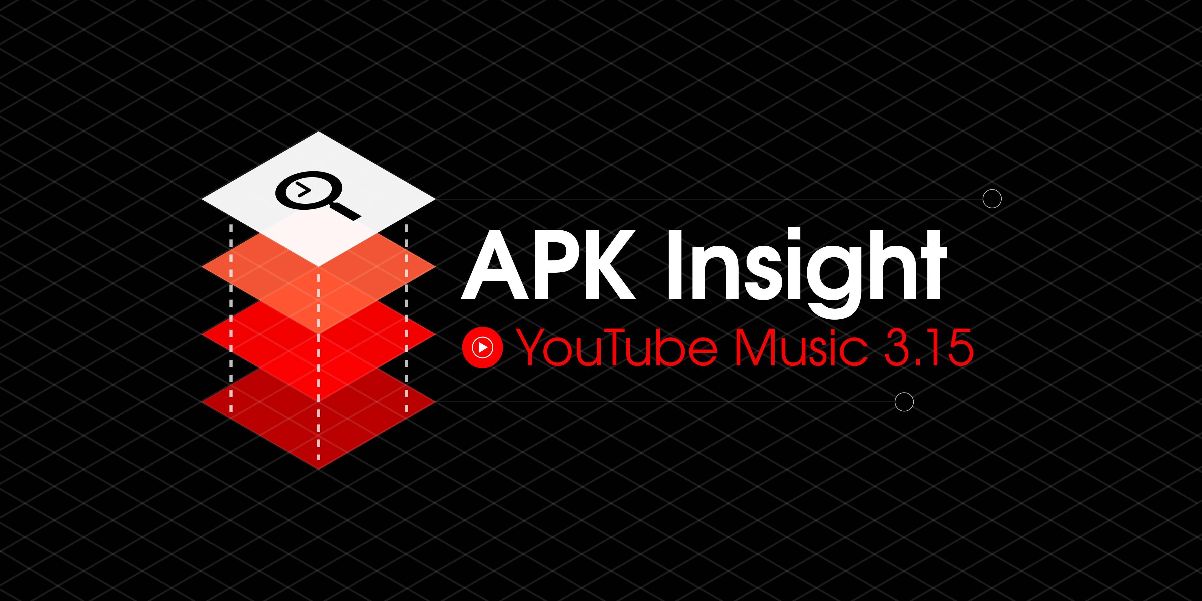 YouTube Music 3.15 fügt ein vollständiges, anpassungsfähiges Symbol von Rand zu Rand hinzu [APK Insight]