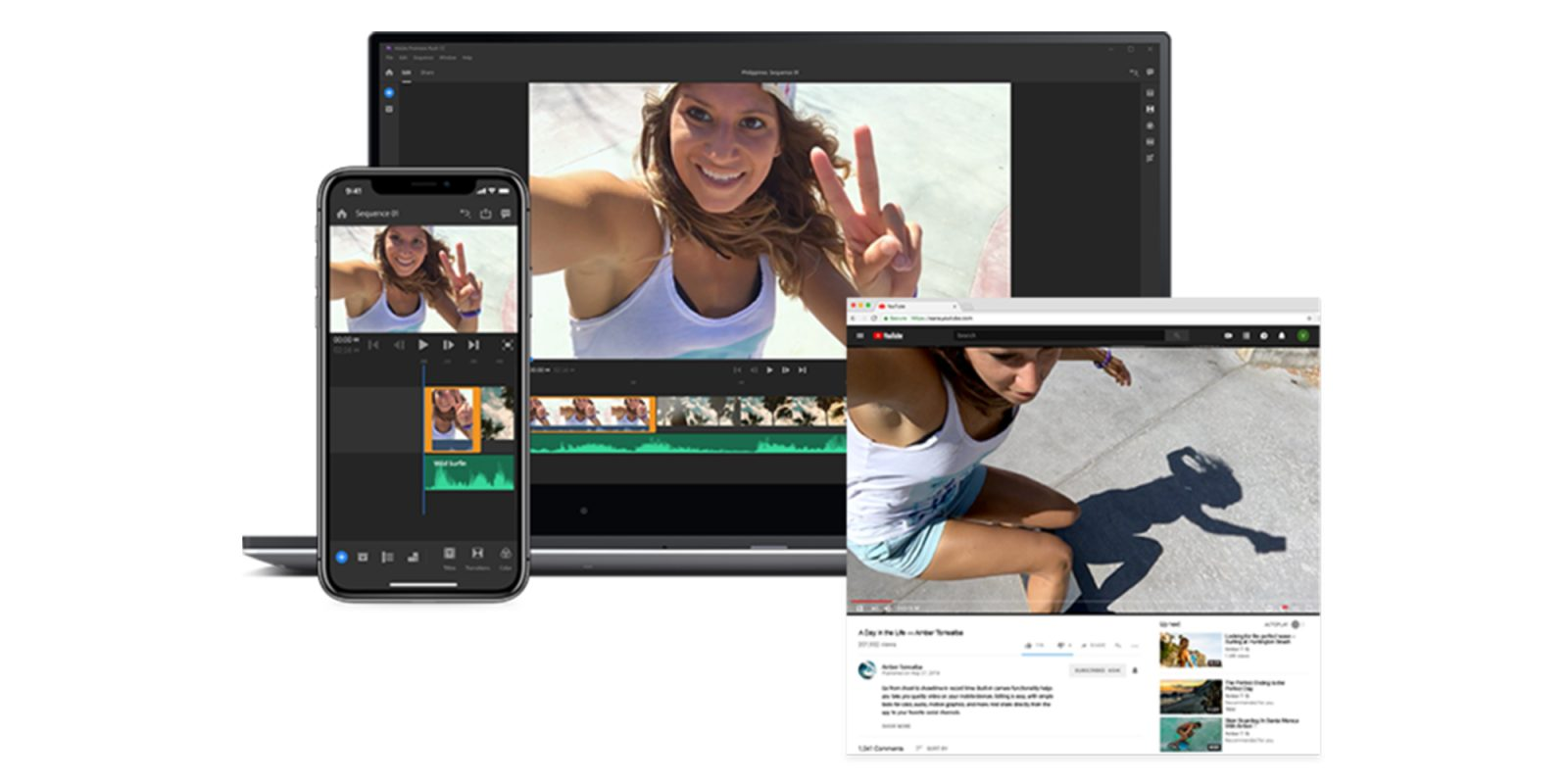 Adobe Premiere Rush now available on Android w/ free trial - 9to5Google