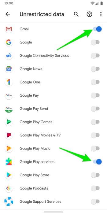 How to minimize/save cellular data usage on Android - 9to5Google