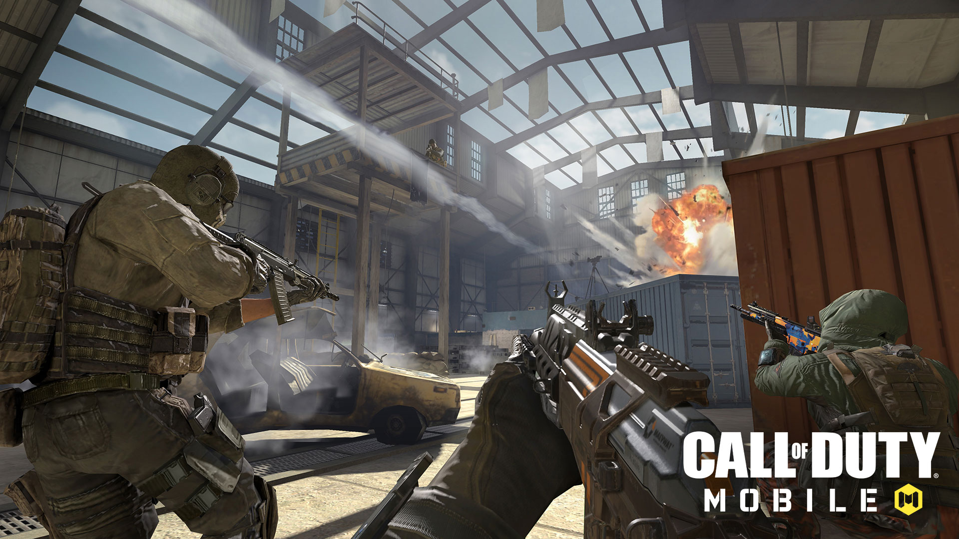 Call of Duty Mobile Killhouse