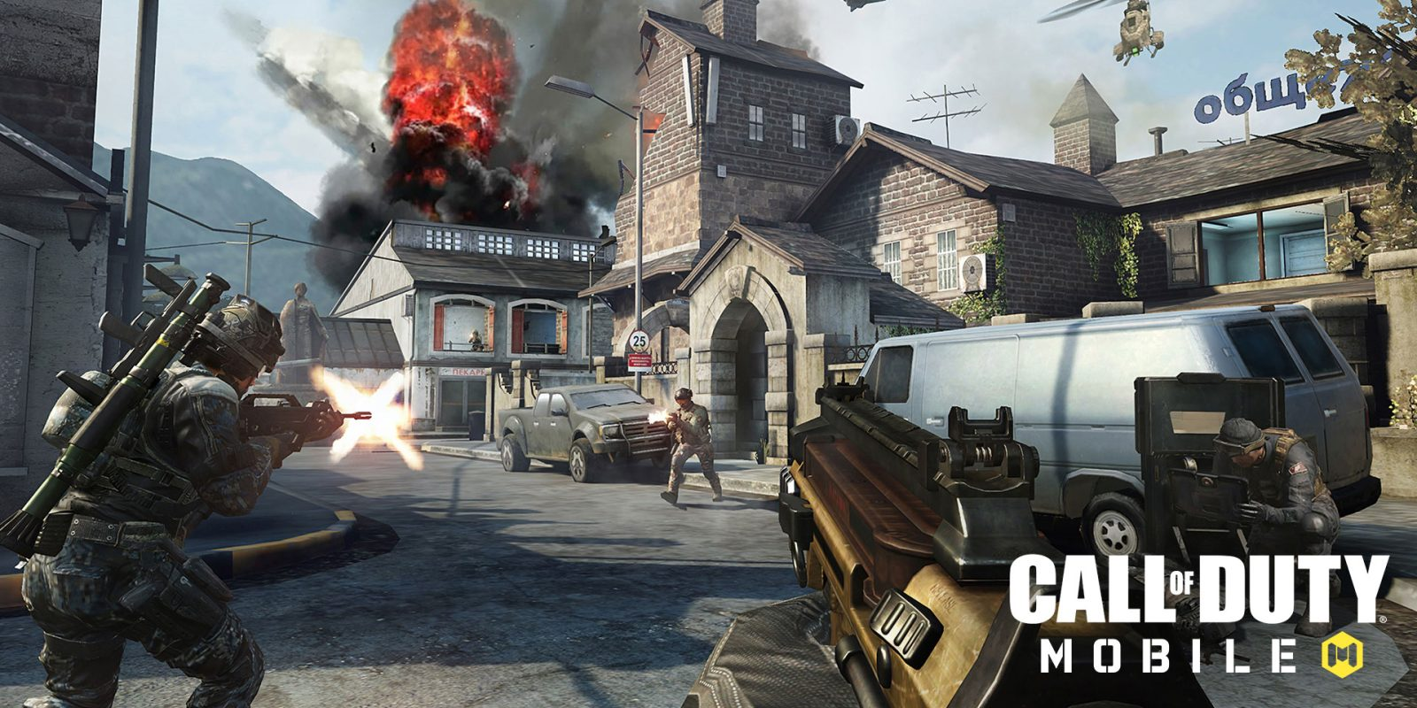 Call Of Duty Mobile Beta Coming This Week To Android And Ios