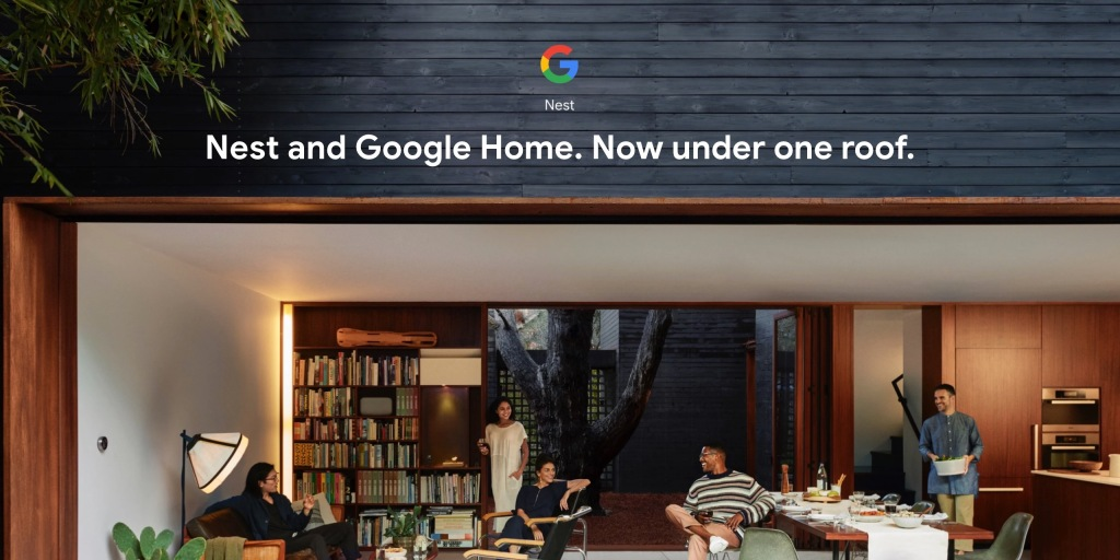 Nest to Google Account migration begins on web, Android, and iOS