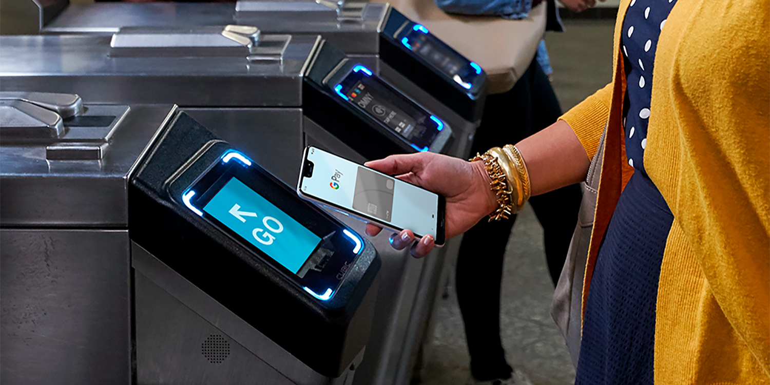 Google Pay gains support for Cubic transit cards, including San Francisco's Clipper cards