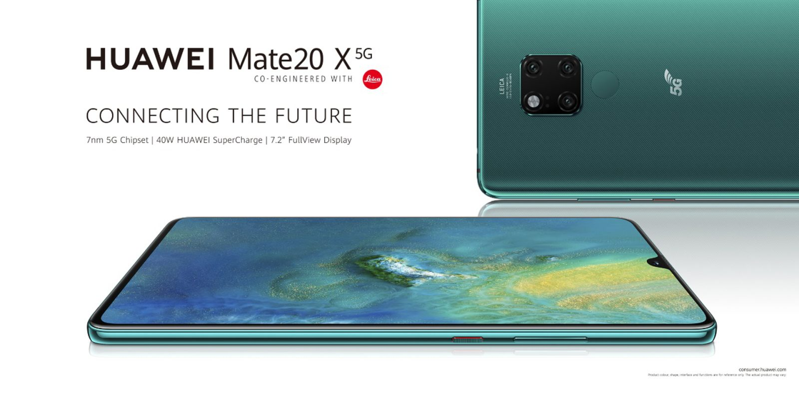 The Huawei Mate 20X 5G is just a 5G update of the 20X