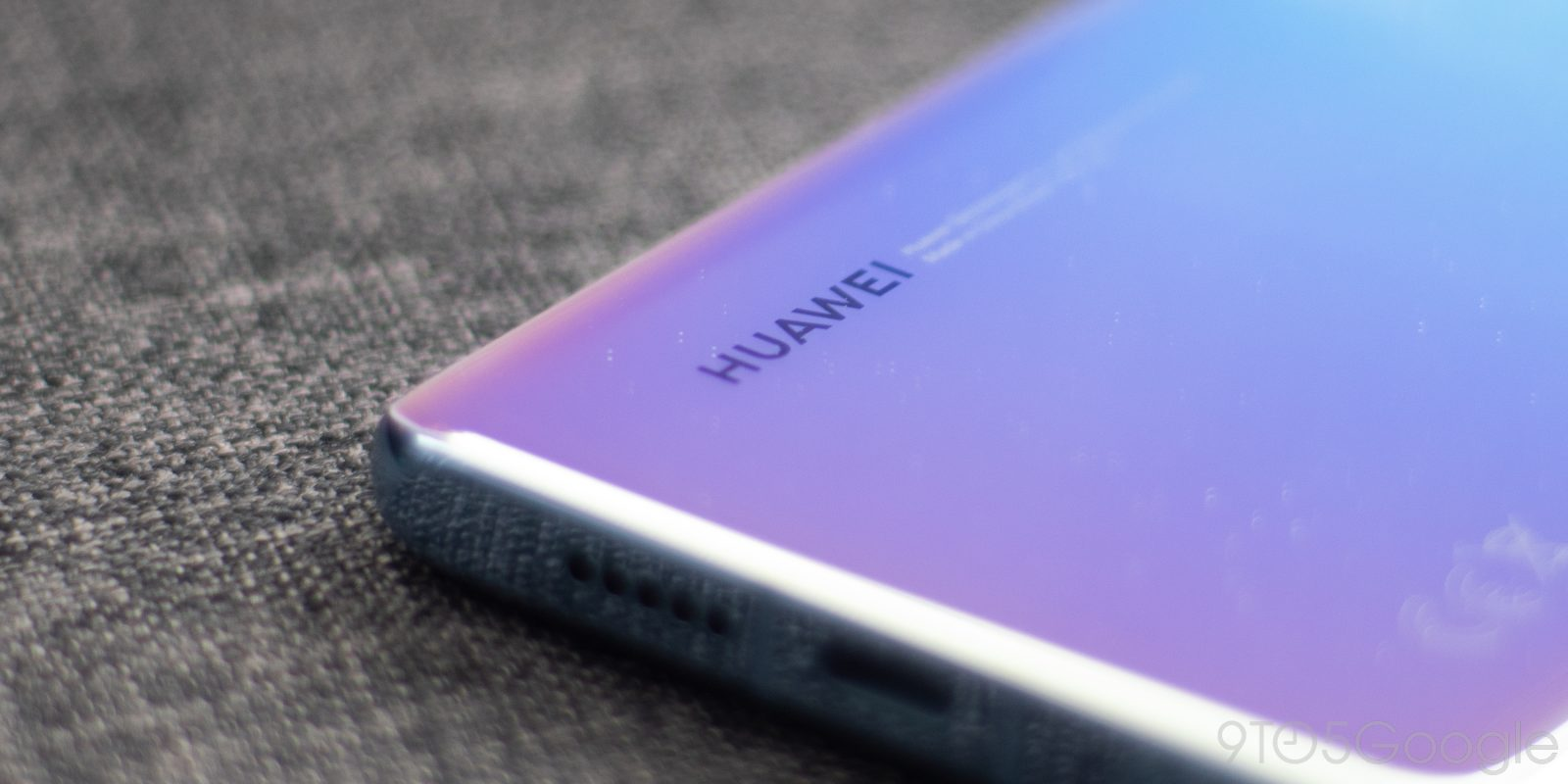 EMUI 10 leak shows off an early look at Huawei's take on Android Q