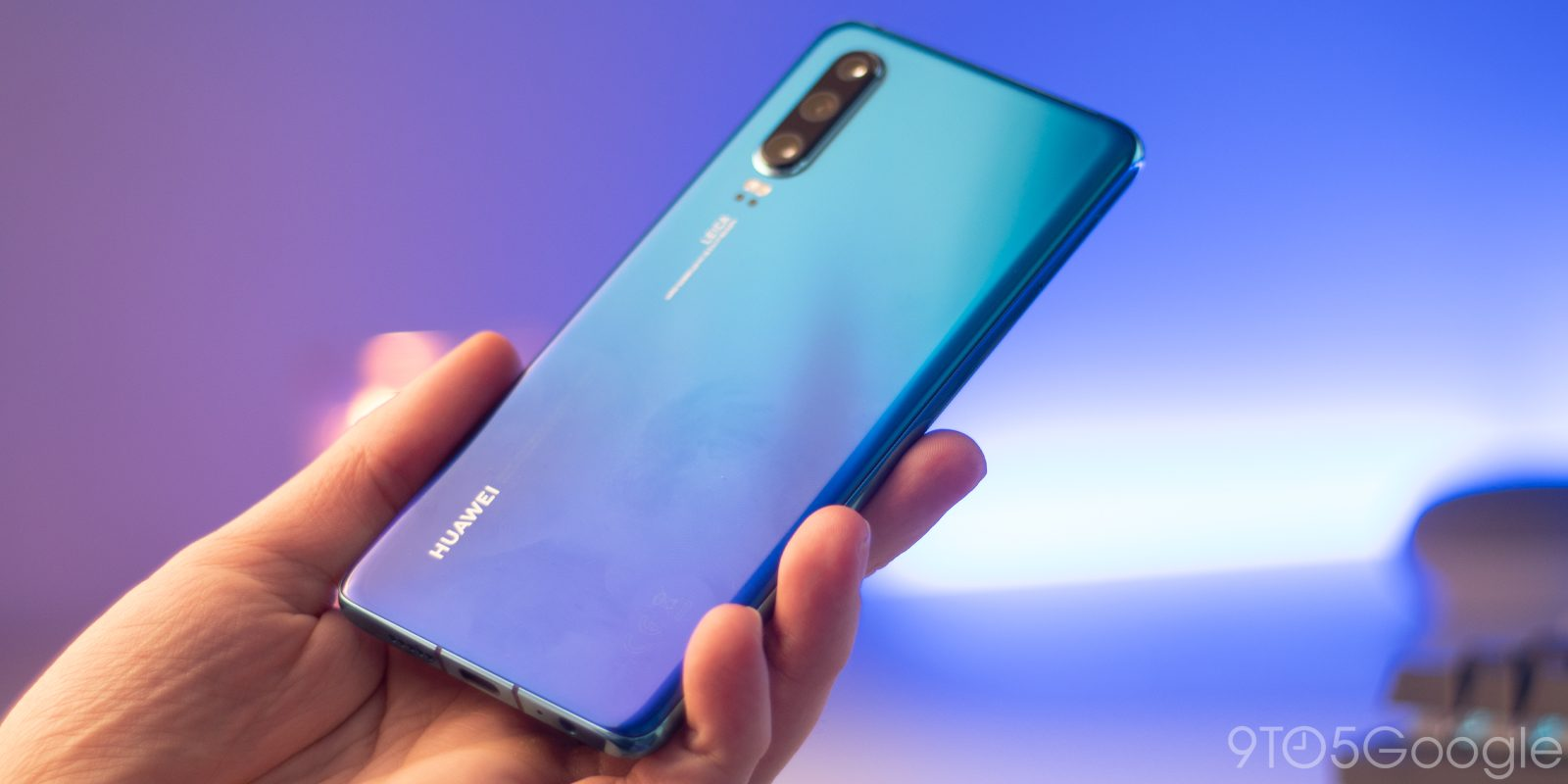 Huawei P30, P30 Pro update adds DC Dimming, more - 9to5Google