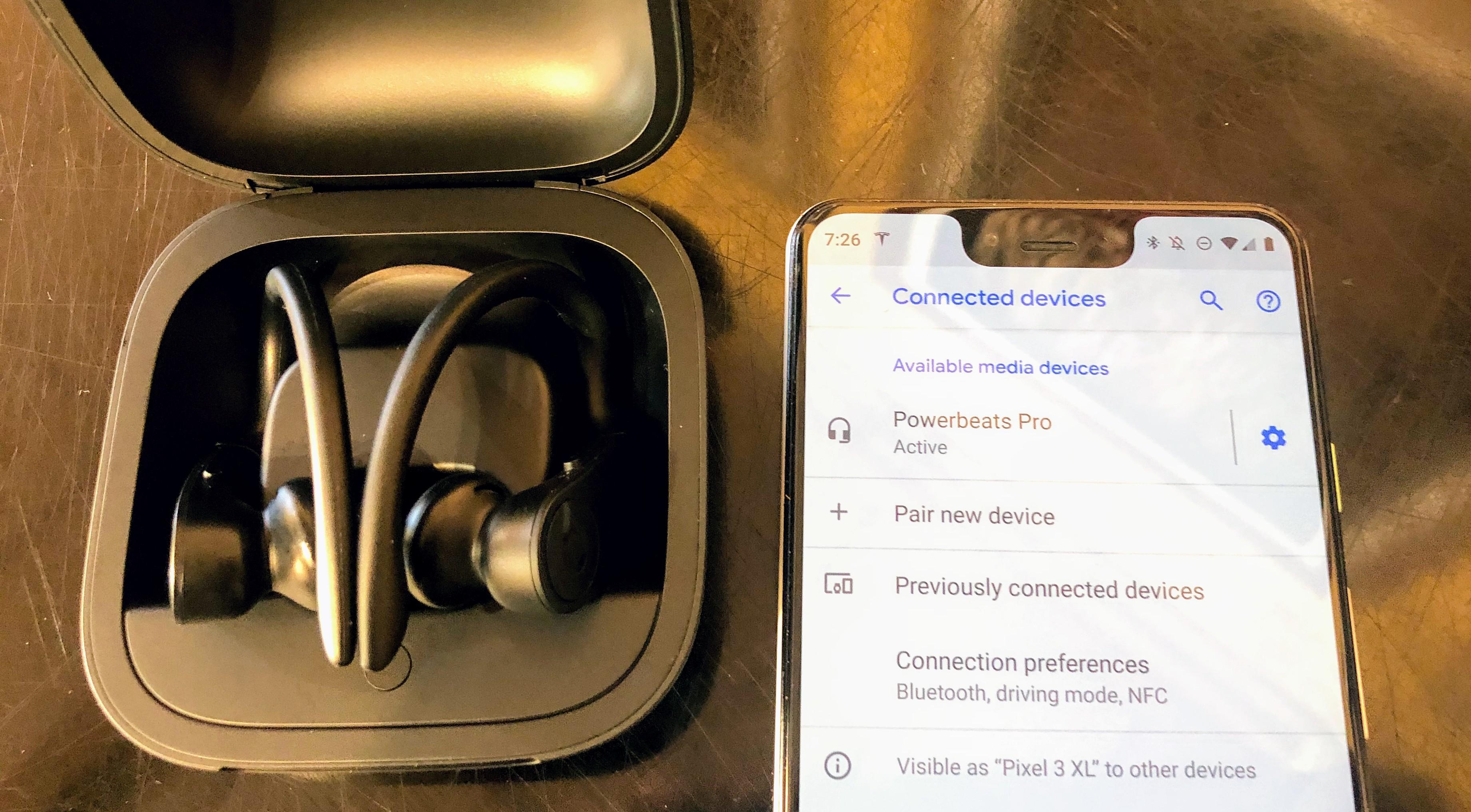 Sind Powerbeats Pro die besten kabellosen Übungskopfhörer… für Android?