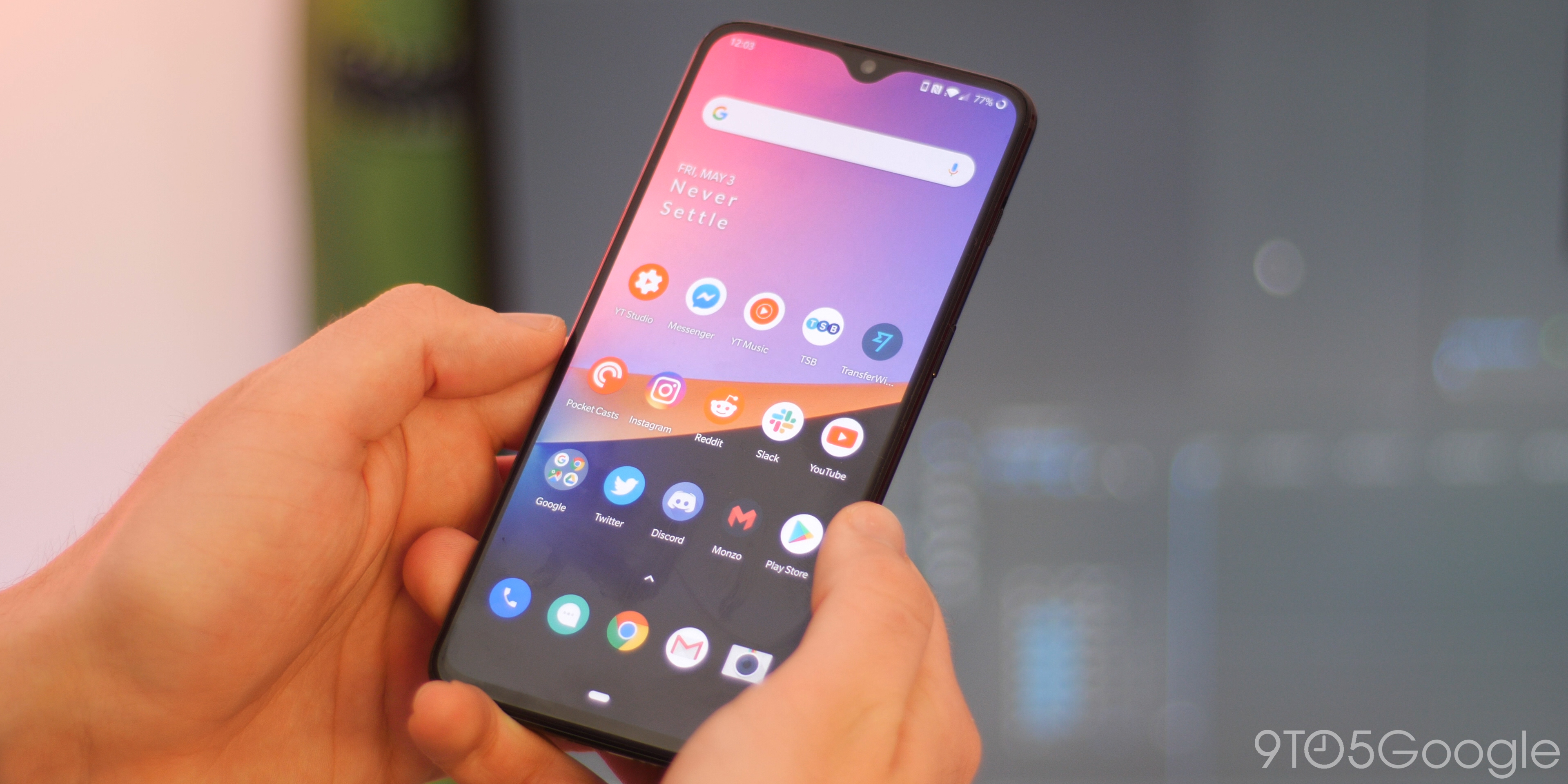OxygenOS OnePlus 6T software