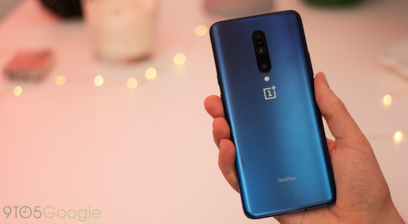 OnePlus 7 Pro models receiving day one update to OxygenOS 9.5.2 w/ DC Dimming feature, April patch