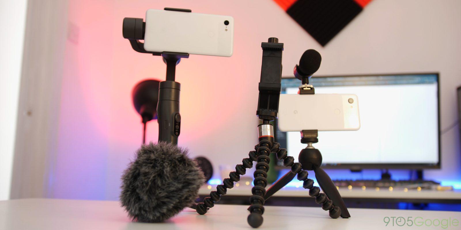 Pixel 3 starter kit: Ultimate video-making gear [Video] - 9to5Google
