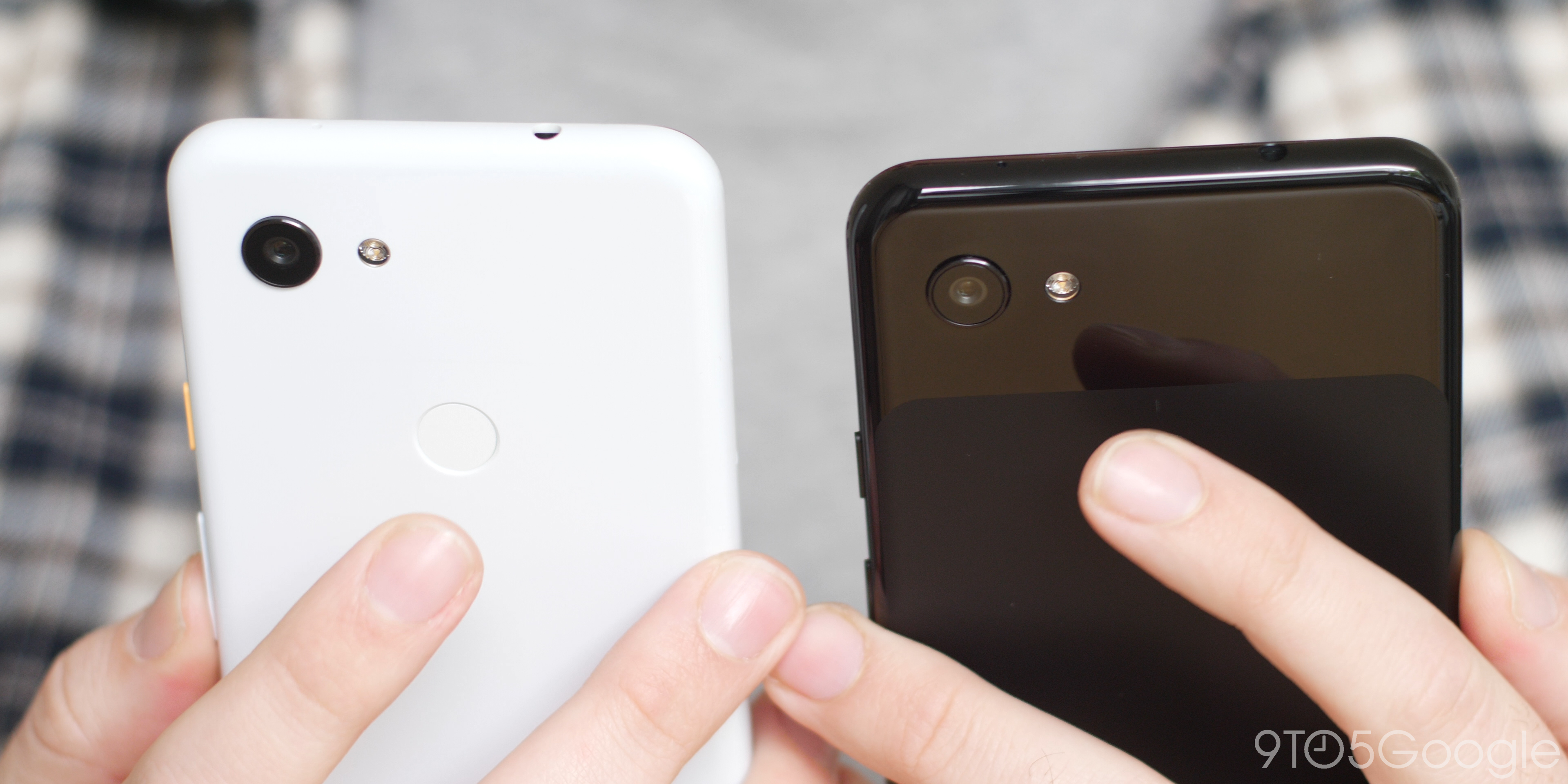 Pixel 3a, Pixel 3a XL design