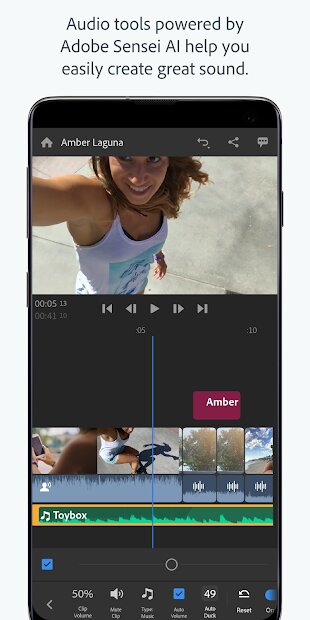 Adobe Premiere Rush now available on Android w/ free trial