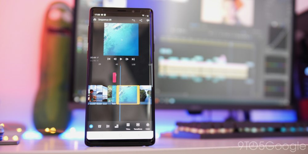 Adobe Premiere Rush for Android review [Video] - 9to5Google