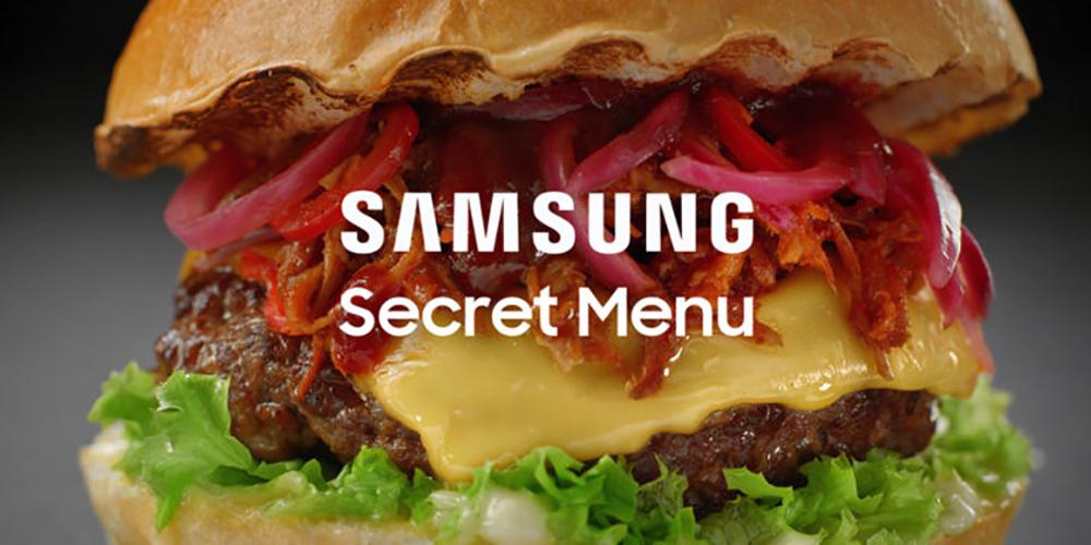 """Samsung-Handys in Großbritannien erhalten Zugriff auf ein seltsames """"Geheimmenü"""" für ausgewählte Restaurants"""