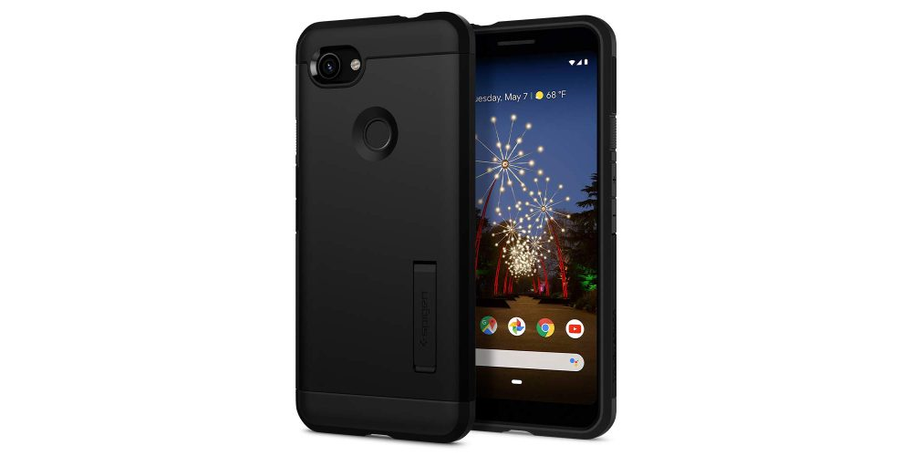 Best Pixel 3a cases - Spigen Tough Armor