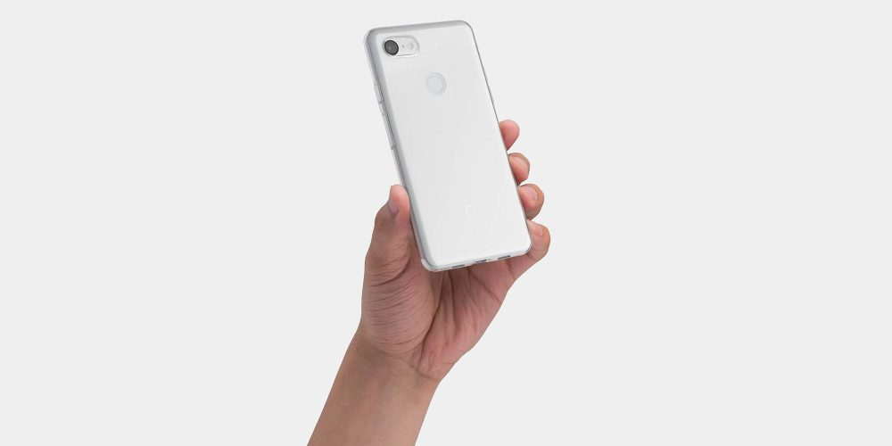 Best Pixel 3a cases - Totallee Clear case