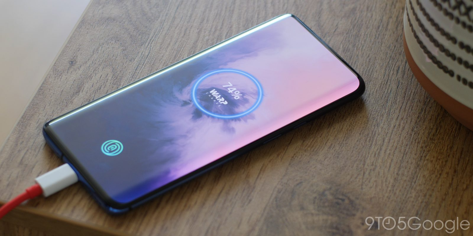 OnePlus 7T will charge 23% faster than the OnePlus 7 Pro w/ Warp Charge 30T