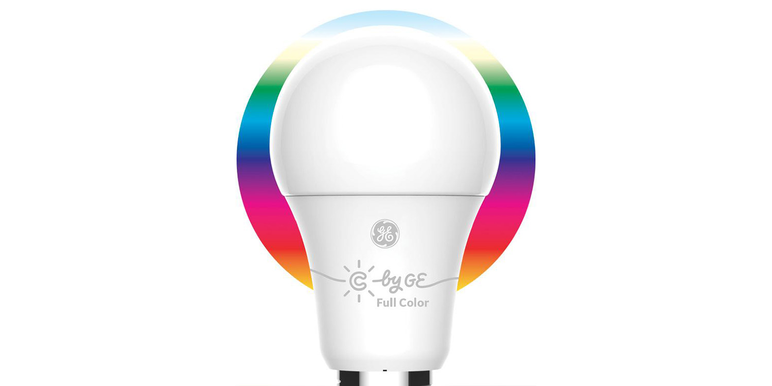 C by GE's full color 'Made for Google' smart bulbs are now available and on sale