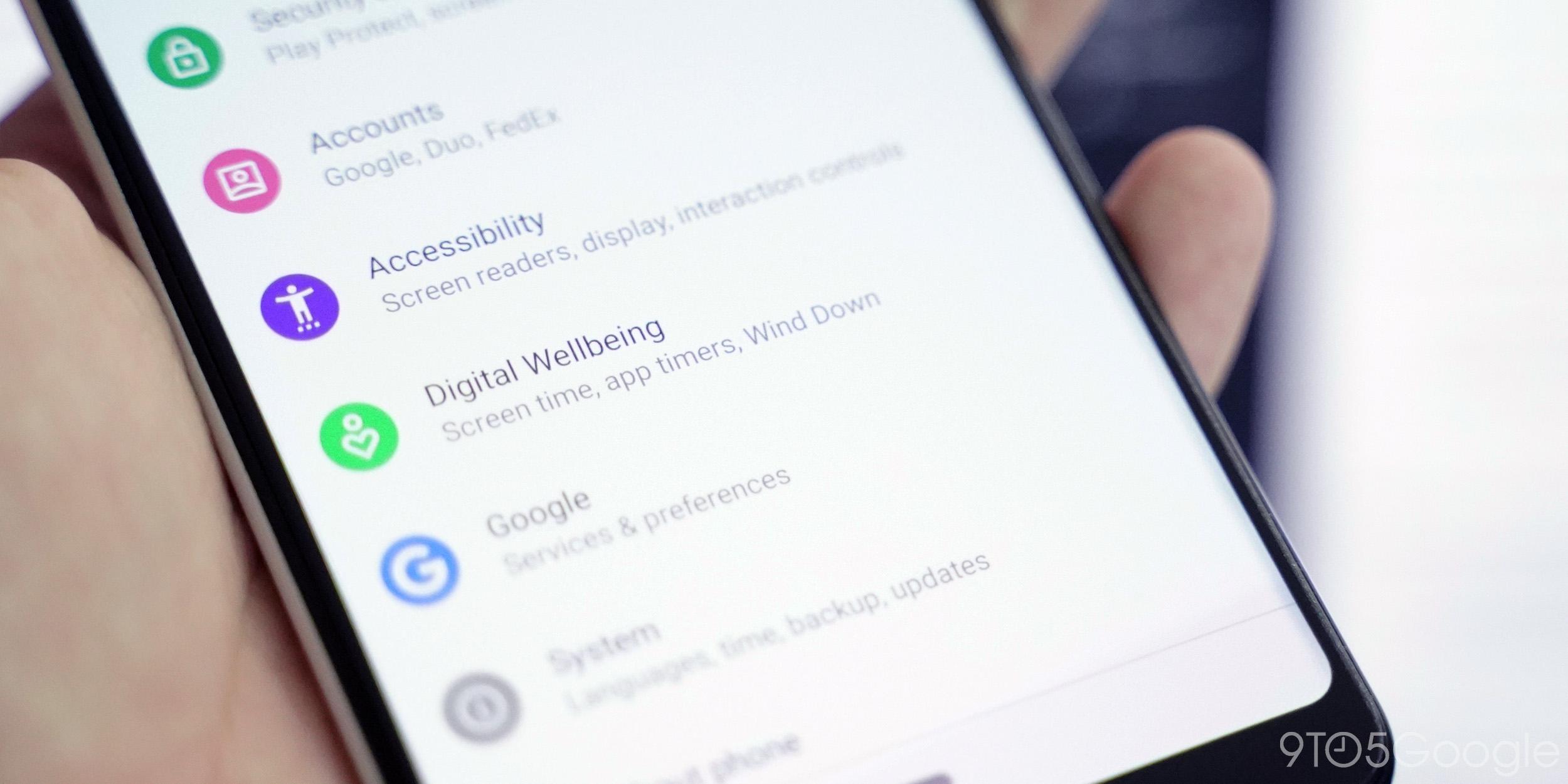 Das digitale Wohlbefinden von Google scheint der Grund für Leistungsprobleme bei Pixel 3, mehr Geräten, zu sein