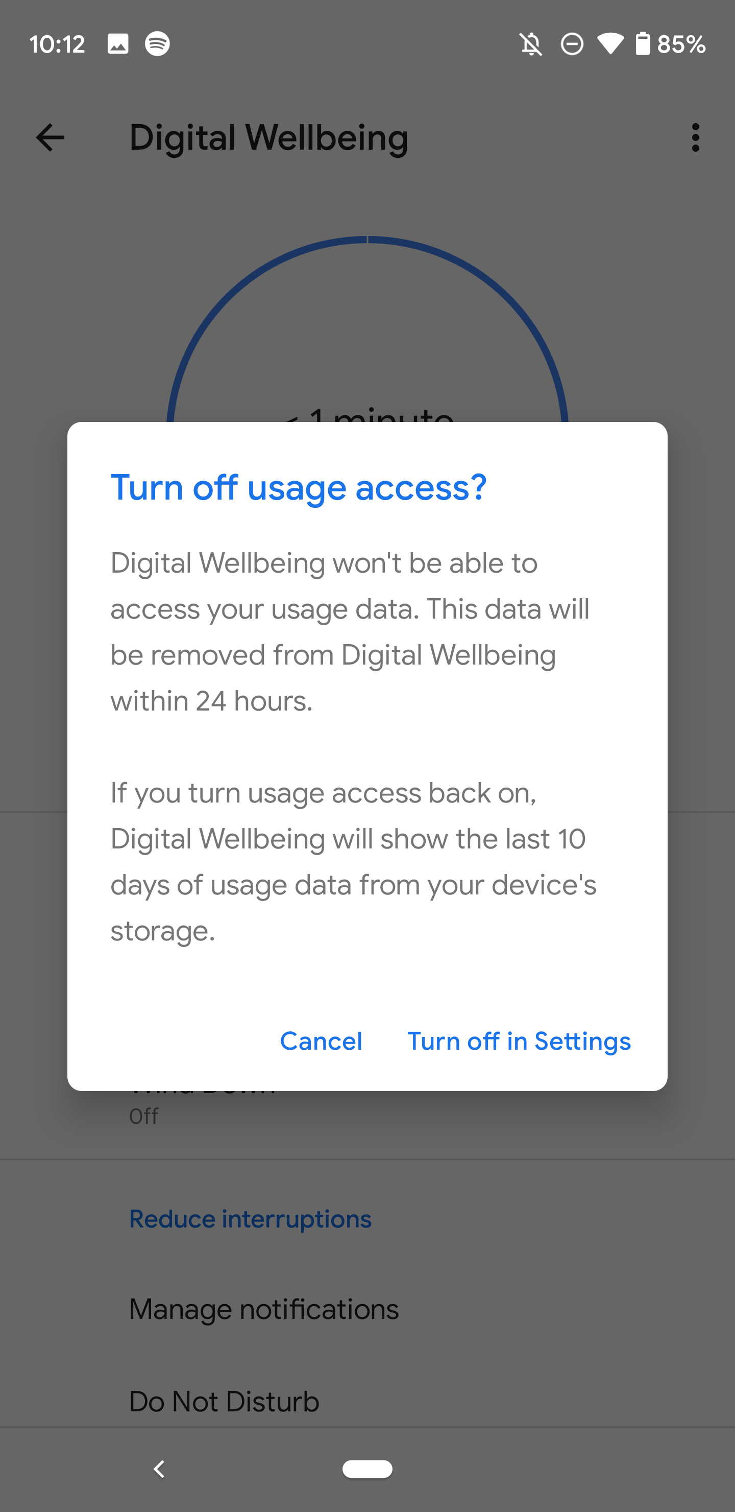 How to turn off Digital Wellbeing on Google Pixel devices