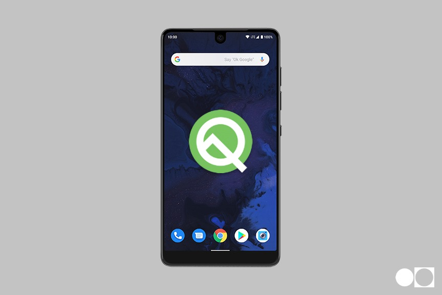 essential android q beta