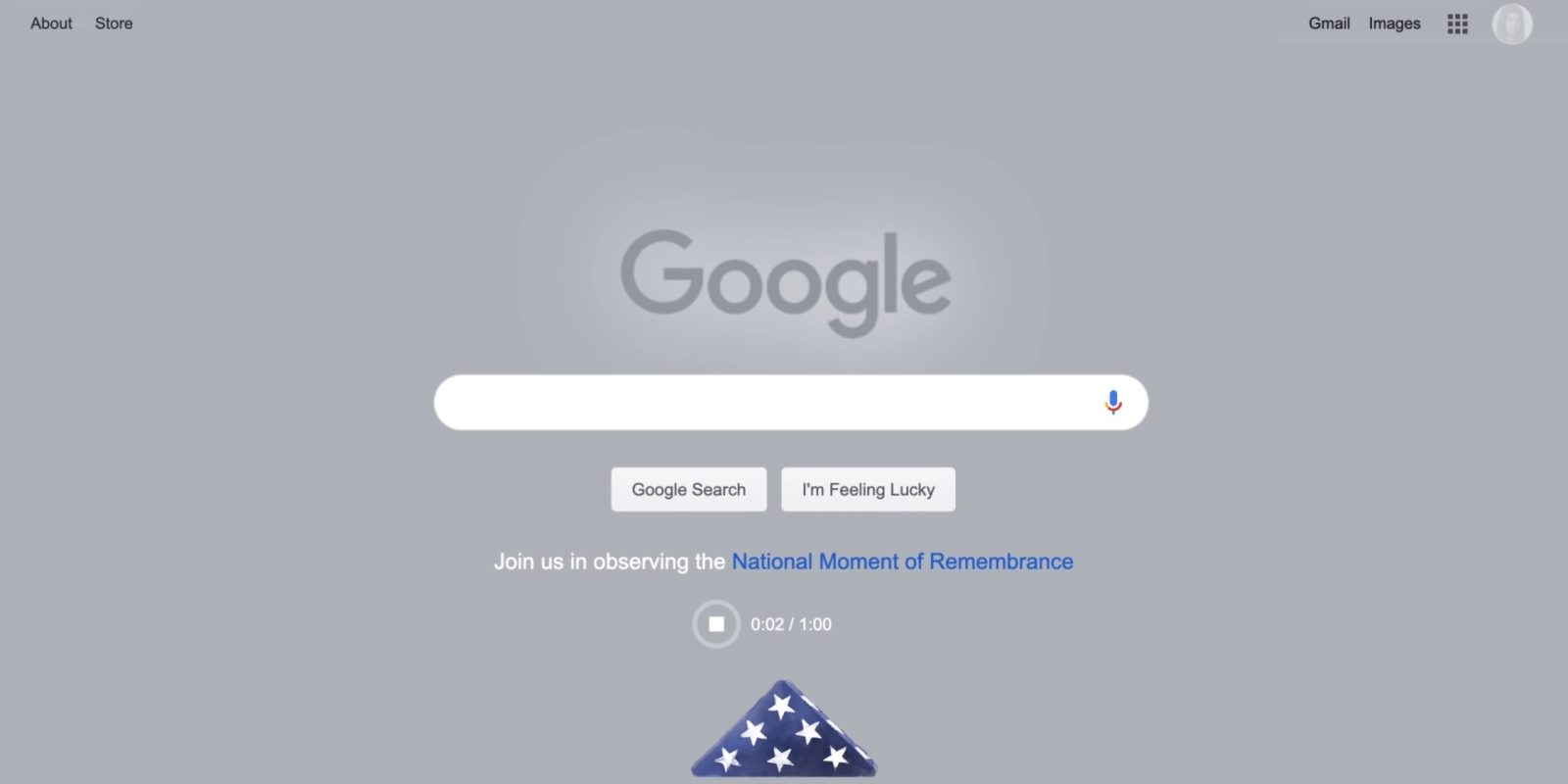 Google Doodle Memorial Day Plays Taps Bugle Call At 3pm 9to5google